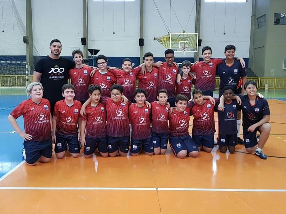 Campeonato de Futsal reúne escolas da região